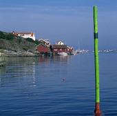 Sjömärke i Bohuslän