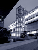 Arkitektur från House of Sweden,  Washington D.C., USA