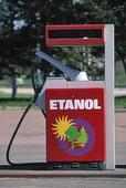 Miljöbränsle etanol