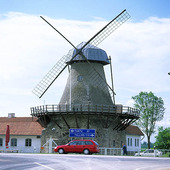 Väderkvarn, Estland