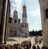 Novodevitjijklostret i Moskva, Ryssland