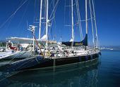 Marina i Antibes, Frankrike