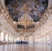 Stora galleriet i Schönbrunn, Österrike