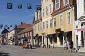 Brahegatan i Gränna Småland