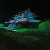 Himmelska fridens port i Beijing, Kina