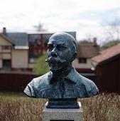Byst av Carl Larsson, Dalarna