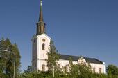 Hamrånge kyrka i Gästrikland