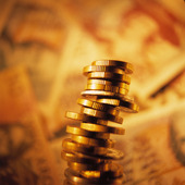 Mynt och sedlar