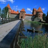 Trakais borg, Litauen