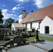 Onsala kyrka, Halland