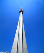 CN Tower in Toronto, Canada