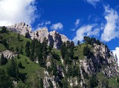Dolomiterna, Italien
