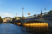 Bro till Riddarholmen, Stockholm