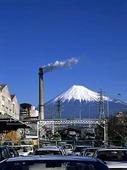 Fuji berget, Japan
