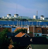 Ringhals nuclear power plant, Halland
