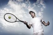 Tennisspelare