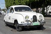 Saab Sport 1962