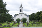 Järbo kyrka i Gästrikland