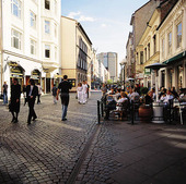 Gågata, Malmö