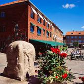Rådhustorget, Falkenberg