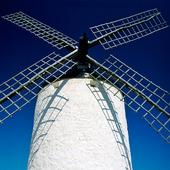 Väderkvarn, Spanien
