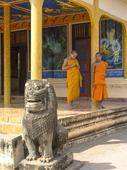 Lolei Temple. Angkor. Kambodja