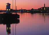 Fyr i Göteborgs hamn