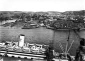 Göteborgs hamn, 1930 talet