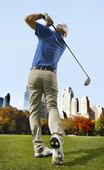 Golfare i stad
