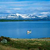 Fjällandskap, Norge