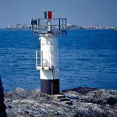 Södra Meholmen fyr, Bohuslän