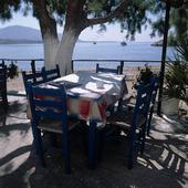 Taverna på Kreta, Grekland