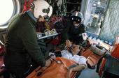 Sjukvård i Vertolhelikopter