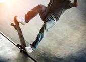 Skateboardåkare