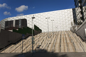 Friends Arena i Solna, Stockholm