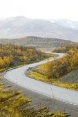 Landsväg i Tornedalen, Lappland