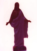 Staty av Jesus
