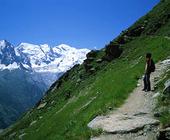 Mont Blanc, Frankrike