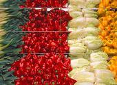Grönsaker i butik