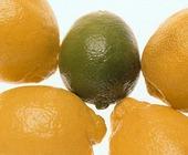Lime och citroner