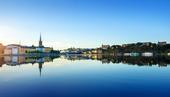 Stockholm tidig morgon