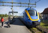 Passagerartåg i Jämtland