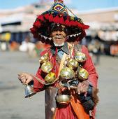 Man som säljer vatten, Marocko