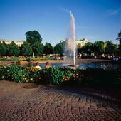Bältesspännarparken, Göteborg