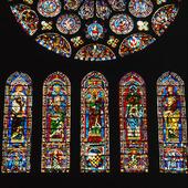 Katedralen Notre-Dame de Chartres, Frankrike