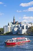 Färja, Stockholm