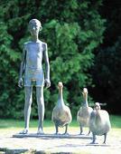 Skulptur i Slottsparken, Malmö