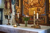 Altare i Brahekyrkan