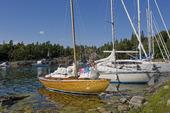 Ålö naturhamn, Stockholms skärgård