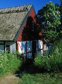 Korsvirkeshus, Skåne